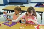 Dzieci w warszawskim przedszkolu Piccolo